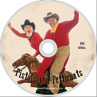 pistols and petticoats dvd